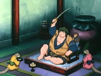 Fateful Night in Togenkyo, Part Ⅰ