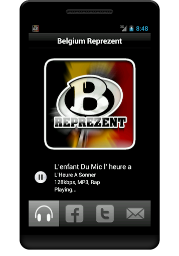 音樂必備APP下載|Belgium Reprezent 好玩app不花錢|綠色工廠好玩App