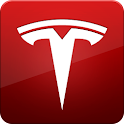 Tesla Model S Beta logo