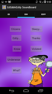 玩娛樂App|Ed Edd n Eddy Soundboard免費|APP試玩