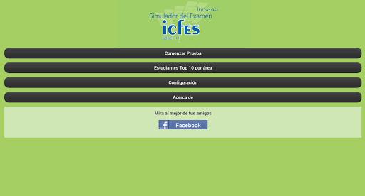 Simulador Examen ICFES 2.1.1 screenshots 14