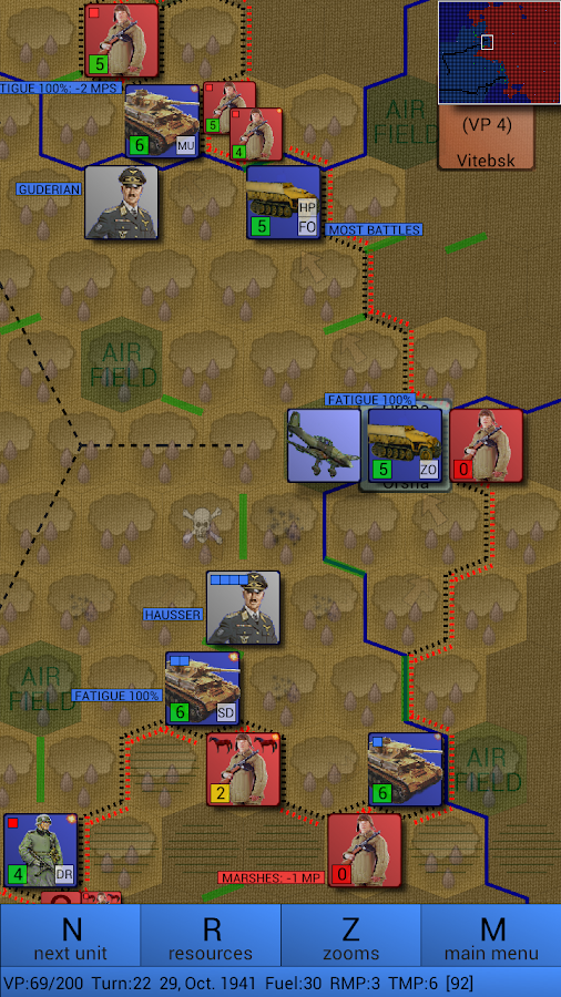 Eastern Front: Conflict-series - screenshot
