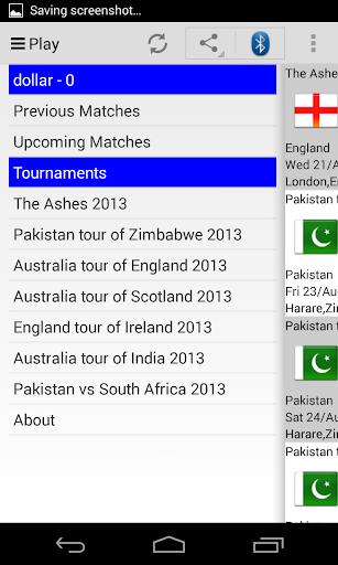 Predict Cricket