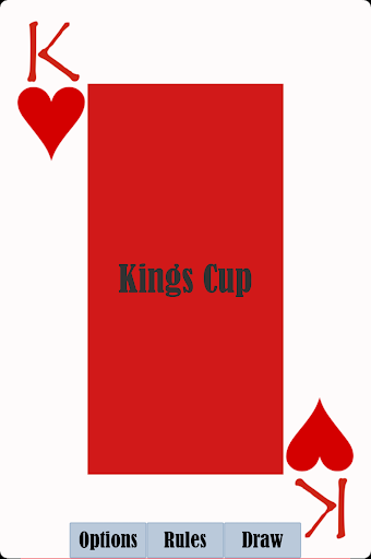 Kings Cup Ring of fire