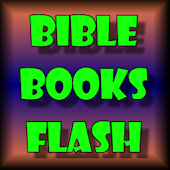 Bible Books Flash Game