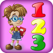 Kids Learn English 123 Numbers
