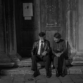 by Jani Matko - Black & White Portraits & People