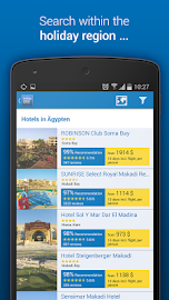 HolidayCheck - Hotels & Travel Screenshot 2