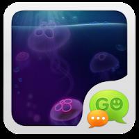 GO SMS Pro Jellyfish ThemeEX 1.1