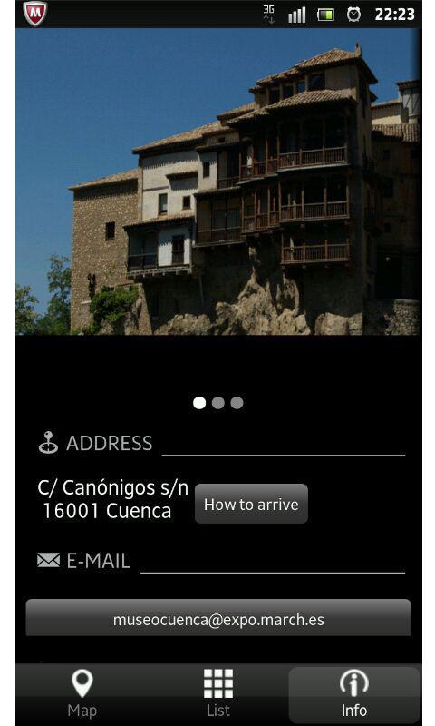 CUENCA EN- screenshot