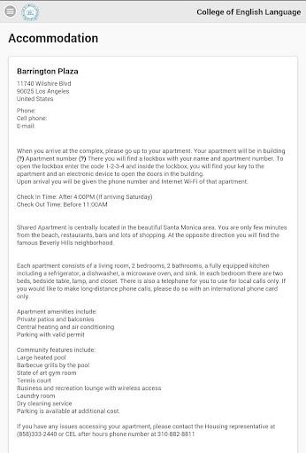 【免費旅遊App】College of English Language-APP點子