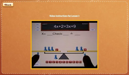 The Fun Way to Learn Algebra- screenshot thumbnail