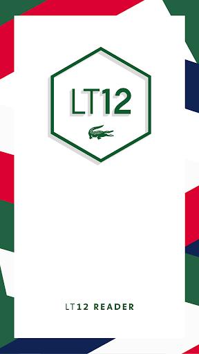 LT12 Reader