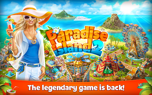 Paradise Island 2- screenshot thumbnail