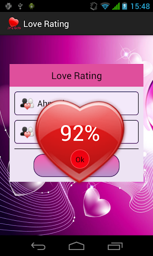 Love Rating