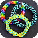 Rainbow Loom Bracelets English icon