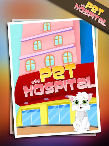 玩免費休閒APP|下載宠物医院-乐趣医生游戏 app不用錢|硬是要APP