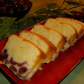 Simply The Best Cherry Cake.