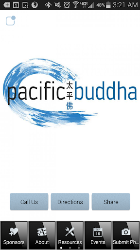 Pacific Buddha