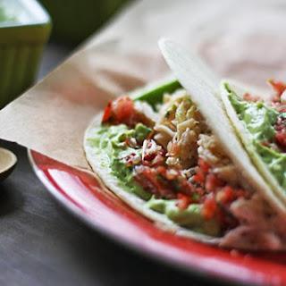 Easy Crab Tacos