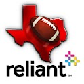 Reliant Texas Football logo