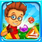 Atlantis Adventure: match - 3 icon
