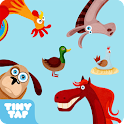 Farm Animal Puzzles for kids icon