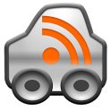 Car Cast Pro - Podcast Player icon