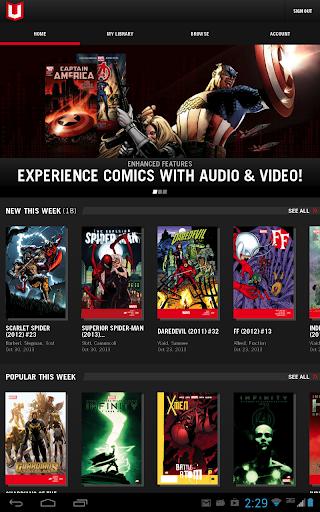 【免費漫畫App】Marvel Unlimited-APP點子