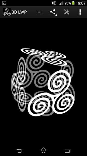 【免費漫畫App】3D Triskel LWP-APP點子