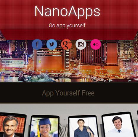 NanoApps Creator