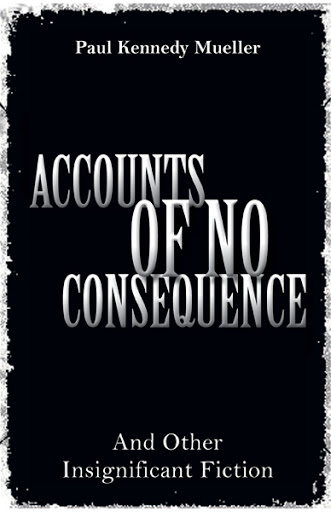 Accounts of No Consequence cover