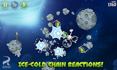 Angry Birds Space HD Screenshot 6
