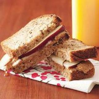 Health-Nut Sandwiches