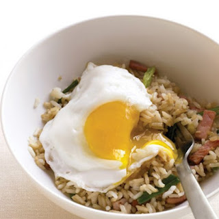 Ham-and-Egg Fried Rice.