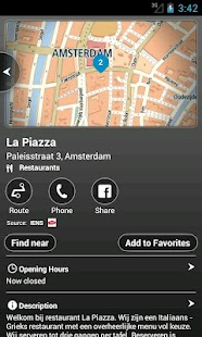 TomTom Places - screenshot thumbnail
