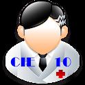CIE 10 icon