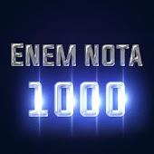 Simulado ENEM - Enem nota 1000