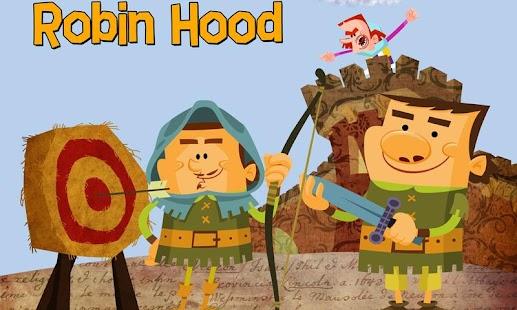 O Robin Hood