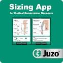 Juzo Sizing App logo