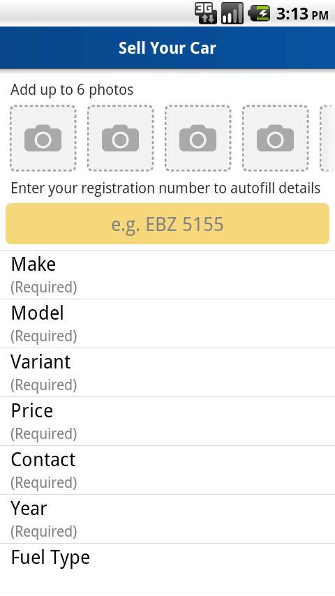Used Cars NI- screenshot