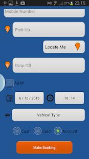 AAA City Cab screenshot