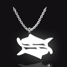 (魚座)誕生星座ペンダント