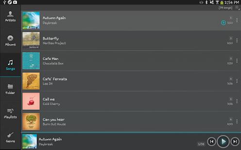 jetAudio Music Player+EQ Plus- screenshot thumbnail