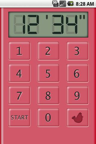 Kitchen Timer+- screenshot