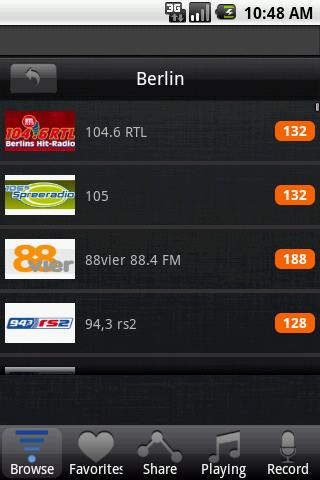 【免費音樂App】德國廣播及網絡電台-APP點子