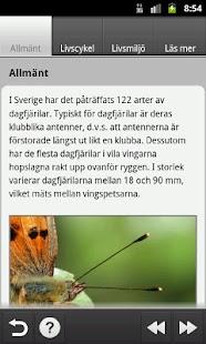 Vårfjärilar - screenshot thumbnail