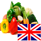 Vegetables in English Language icon