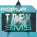 New Star Trek GO SMS Popup