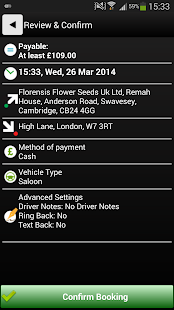 MiniCab4You- screenshot thumbnail